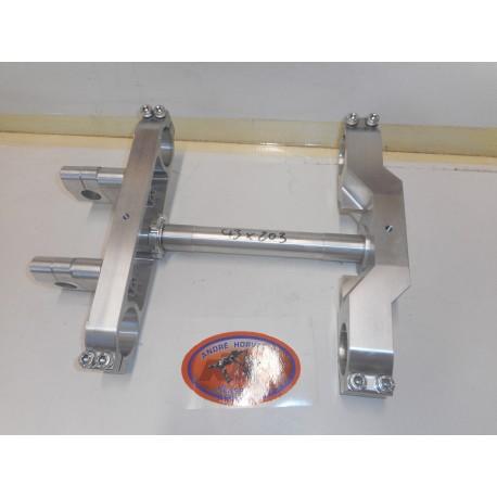 Foot Brake Lever billet aluminium Maico Models 1981
