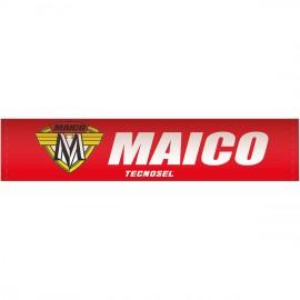 handlebar pad Vintage Tecnosel Maico Red