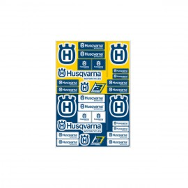 Husqvarna Logo Decal Kit