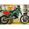 Sitzbankbezug Tecnosel Kawasaki KX 125/250 1992-93 Jolly Totip