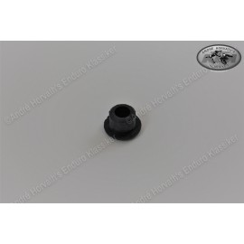rubber bushing for handlebar mounts