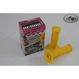 Cemoto Six Days Offroad Grip Set YELLOW