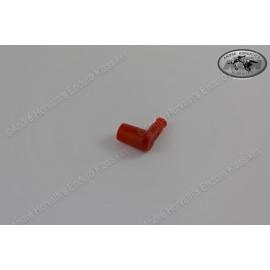 Spark Plug Cap Ariete Silicone Red