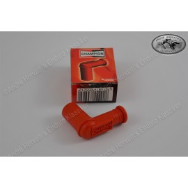 Champion Spark Plug Cover Silicone Red