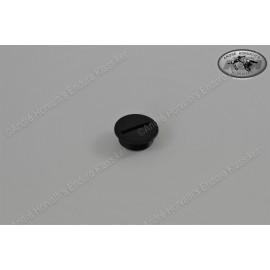 Verschlussschraube Plastik schwarz Rotax