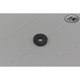 Gummischeibe für Seitendeckelunterlage oder Filterkasten
