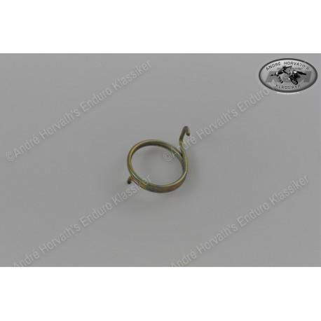 rotary spring for brake lever