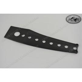 front fender bracket black