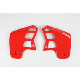 Radiator Spoiler Kit for Honda CR 125 1989-1990, CR 250 1988-1989 UFO RED