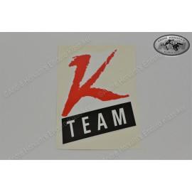 KTM Decal K-Team 1992 Models