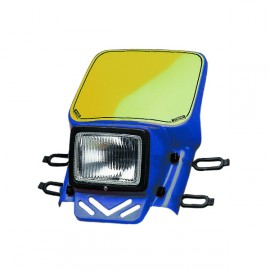 Cemoto universal headlight blue