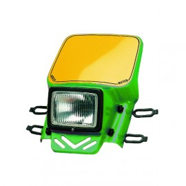 Cemoto universal headlight green