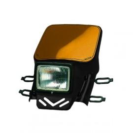 Cemoto universal headlight black