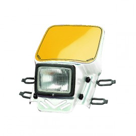 Cemoto universal headlight white