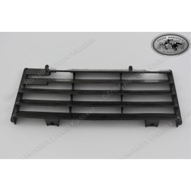 radiator guard left black KTM 350/400/600/620 LC4 from 87 on