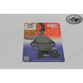 Brake Pad Kit Organic KTM Brembo Calipers 1988-1993