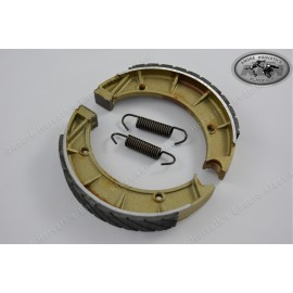 brake shoe kit rear Grimeca Hub 160x25mm