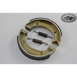 Front Brake Shoe Kit All Maico models through 1984