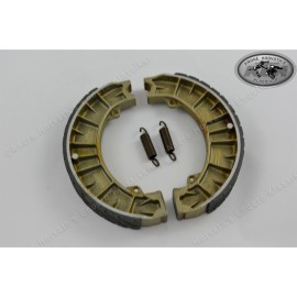 Brake Shoe Kit KTM Models 1972-1983 with Large Rear Hub