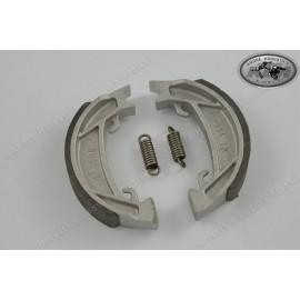 brake shoe kit KTM 50/75 GXE/GXR, KTM 80 MX