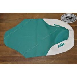 seat cover Mint green KTM 250/300 1992