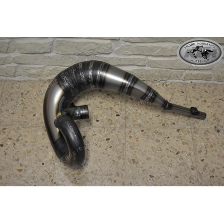 DEP Expansion Pipe Honda CR 250 1989-1991 Works Style