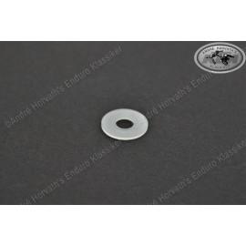 Nylon Washer Semi Transparent M6x16 Set with 10 pieces