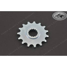 Countershaft Sprocket 15T KTM 2-stroke 1981 on + Maico from 1983 on