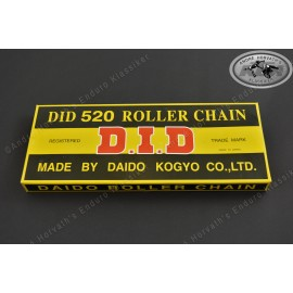 D.I.D. Chain standard pitch 520 118 links