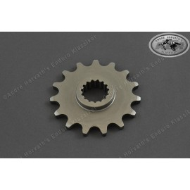 André Horvath's - enduroklassiker.at - Drive Train Components / Sprockets - countershaft sprocket 15T
