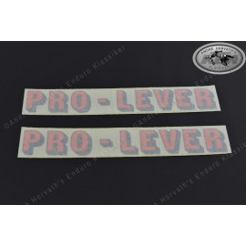 Pro-Lever decal