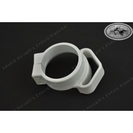 fork guard bracket white