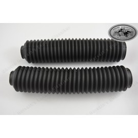 Fork Boots Kit black 40/43mm 450mm long for 40mm to 43mm