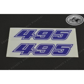 decal kit 495