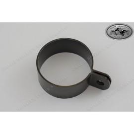 exhaust clamp 65mm 30mm width