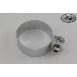 exhaust clamp 75mm diameter 23mm width