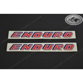 Enduro Sticker Swing Arm KTM GS Models 1987