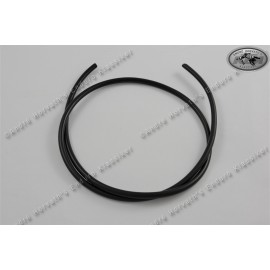 Ignition Cable 7mm black, per meter