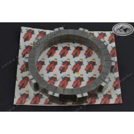 Clutch Disc Kit Fibre KTM 125/175/250/400 1979-81 2,35mm