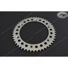 André Horvath's - enduroklassiker.at - Drive Train Components / Sprockets - rear sprocket 48T