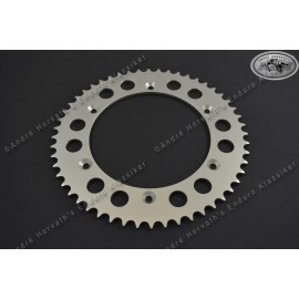 André Horvath's - enduroklassiker.at - Drive Train Components / Sprockets - rear sprocket 52T
