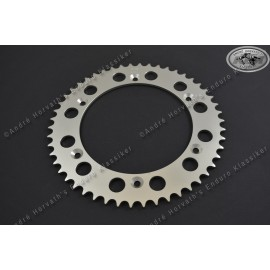 André Horvath's - enduroklassiker.at - Drive Train Components / Sprockets - rear sprocket 50Z