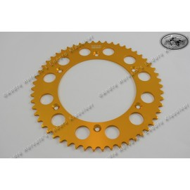André Horvath's - enduroklassiker.at - Drive Train Components / Sprockets - rear sprocket 54T