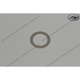 Shim washer 25x35x0,1mm
