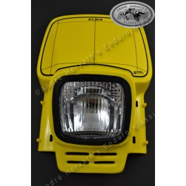 Acerbis Elba Headlight complete White