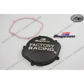 Boyesen Factory Racing Clutch Cover black Honda CR250/CR500 1987-2001