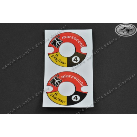 André Horvath's - enduroklassiker.at - Decals/Stickers/Accessoirs - sticker Marzocchi