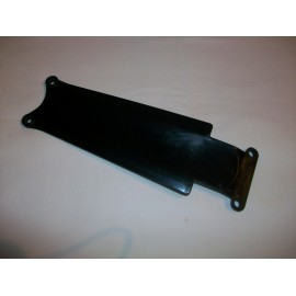 Front Fender Bracket Black KTM 1997