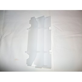 KTM radiator guard left or right translucent