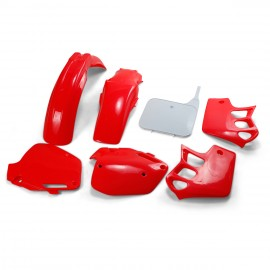 Plastic Kit Honda CR500R 1995-2001 Red-White